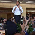 """Salvini: """"Desde hoy Italia comienza a decir no a la inmigración clandestina"""""""