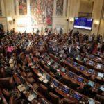 Santos convoca sesiones extra de Congreso tras aprobar Cámara Justicia de Paz