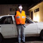 Capturado tras robarse carro en el centro
