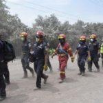 Sube a 73 la cifra de muertos por erupción de volcán en Guatemala