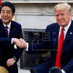Trump sopesa invitar a Kim a Washington, pero no descarta nuevas sanciones