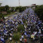 Un muerto y nueve heridos durante marcha por menores asesinados en Nicaragua