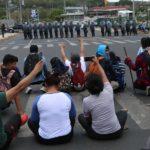 Universidad reporta muerte de estudiante durante protestas en Nicaragua