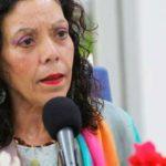 Vicepresidenta afirma que los nicaragüenses quieren paz y tranquilidad