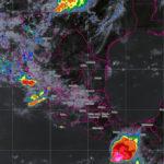 Prevén tormentas muy fuertes en territorio duranguense