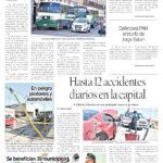 Edición impresa del 31 de julio del 2018
