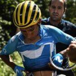 "Quintana: ""Espero hacer una buena etapa a pesar de la caída"""