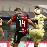América golea al Atlas con goles de argentino Rodríguez y colombiano Uribe