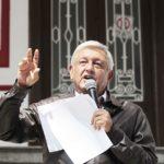 López Obrador garantiza Fiscalía General autónoma; ganará 108 mil pesos