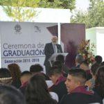 Egresan más de 2200 jóvenes del CECyTE