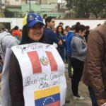 Casi la mitad de venezolanos llegados a Perú afirman que volver es arriesgado
