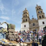 Todo listo par el desfile de la Feria Nacional Durango 2018