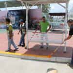 Recupera la paz y seguridad plaza Anáhuac del Huizache dos
