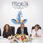 Firman convenio de colaboración académica Fiscalía y el Poder Judicial
