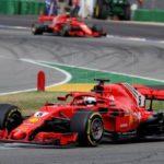 Hamilton remonta desde la decimocuarta posición y gana en Hockenheim