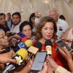 El PRI no está muerto,  advierte Leticia Herrera