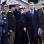 """Macri anuncia un """"proceso de modernización"""" de las Fuerzas Armadas argentinas"""