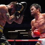 Manny Pacquiao tumba al argentino Lucas Matthysse en el séptimo asalto