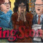 "La portada de la revista ""Rolling Stone"" Italia, contra Salvini"