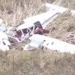 Recuperan cuerpo de cuarta víctima en la colisión de dos avionetas en Florida