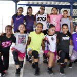 Selectivo femenil U-13 de baloncesto se prepara para el Campeonato Nacional Ciudad Juárez 2018