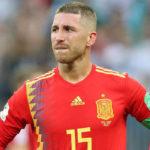 """Ramos apunta a """"la inestabilidad"""" que generó el despido de Lopetegui"""
