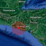Sismo de 5,2 en la escala de Richter sacude El Salvador sin causar víctimas