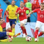 Suecia y Suiza, sin precisión, empatan 0-0 al descanso