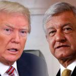 Trump estudiará la posibilidad de ir a la toma de posesión de López Obrador