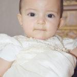 Bautizaron a la pequeña Ana Emilia Madrazo Esquivel