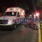 """Horrible accidente por """"Piedra Encimada"""", Canatlán, con 6 lesionados"""