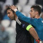 """Buffon: """"No me sorprendería ver a Ronaldo en el Juventus, me haría feliz"""""""