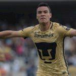 Chileno Felipe Mora y mexicano Barrera le dan a Pumas triunfo sobre Veracruz