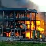 Al menos 19 muertos deja explosión en una planta química en China