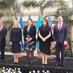 Comienza reunión de cancilleres de Tricamex y EE.UU. para tratar migración