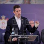 Belgrado amenaza con romper diálogo con Kosovo si no libera a serbokosovares