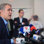 Duque expone ante Comisión de la Verdad propuestas para mejorar acuerdo FARC