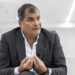 Ecuador declara fallida toma de versión a Correa en Bruselas por inasistencia