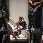 EEUU ha reunido con familias a 1.800 niños migrantes a horas del fin de plazo