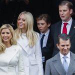 EEUU gastó 250.000 dólares en proteger 2 hijos de Trump en viajes de empresa