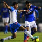 El Cruz Azul golea 3-0 al Puebla con goles de sus refuerzos