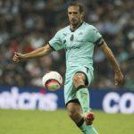 El defensa argentino Carlos Izquierdoz emigra al Boca Juniors
