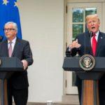Estados Unidos y la Unión Europea acuerdan una tregua comercial
