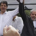 Exalcalde de Sao Paulo Fernando Haddad se suma al equipo de abogados de Lula