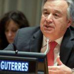 """Guterres ve """"inaceptable"""" el uso de la fuerza y las muertes en Nicaragua"""