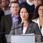Keiko Fujimori niega injerencia en Poder Judicial e implicación en escándalo