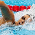 Nadadora Evans da a Bahamas su primer oro y rompe récord de venezolana Pinto