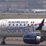 Aeroméxico confirma que al momento no hay pérdidas humanas en el accidente del vuelo 2431
