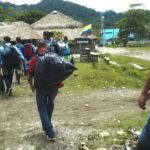 Naciones Unidas alerta de nuevo desplazamiento en el Catatumbo colombiano