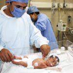 El área de neonatología, esperanza de vida para bebés prematuros
